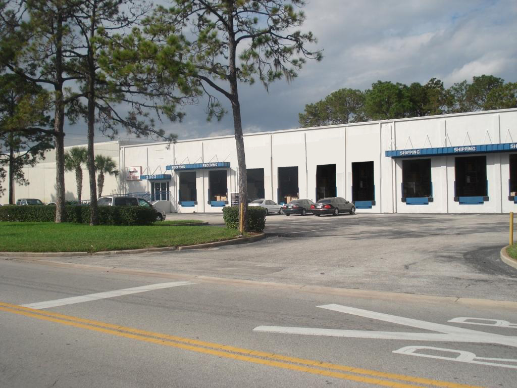 Orlando Central Park Warehouse/Office Available