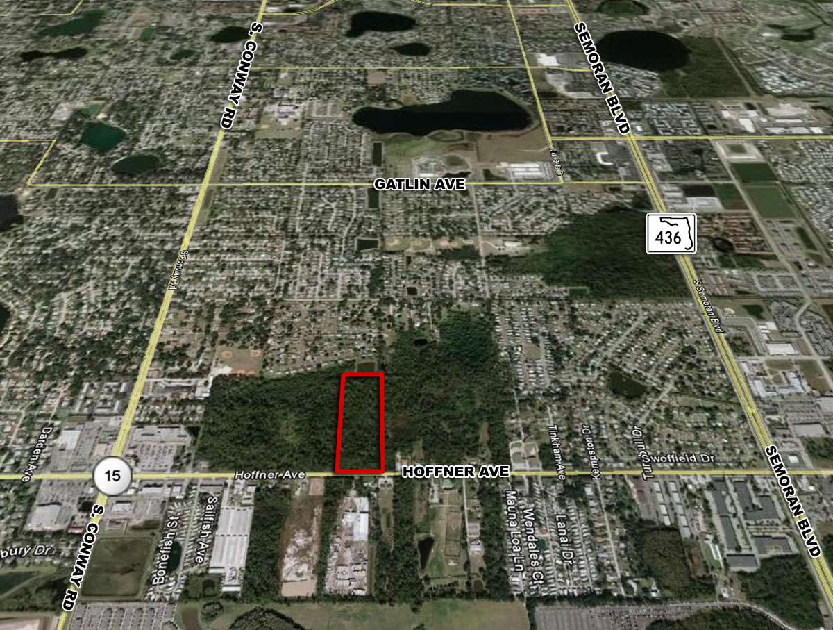 4829 Hoffner Ave – Vacant Commercial Land