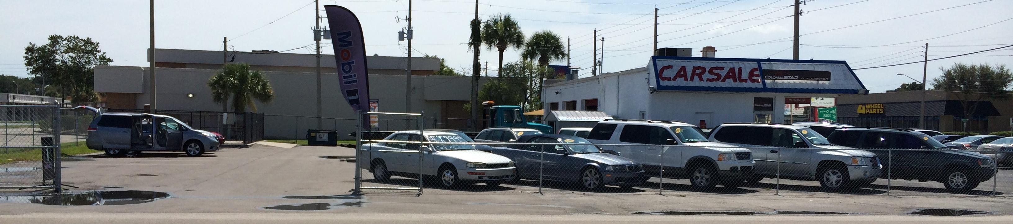 Freestanding Automotive Property