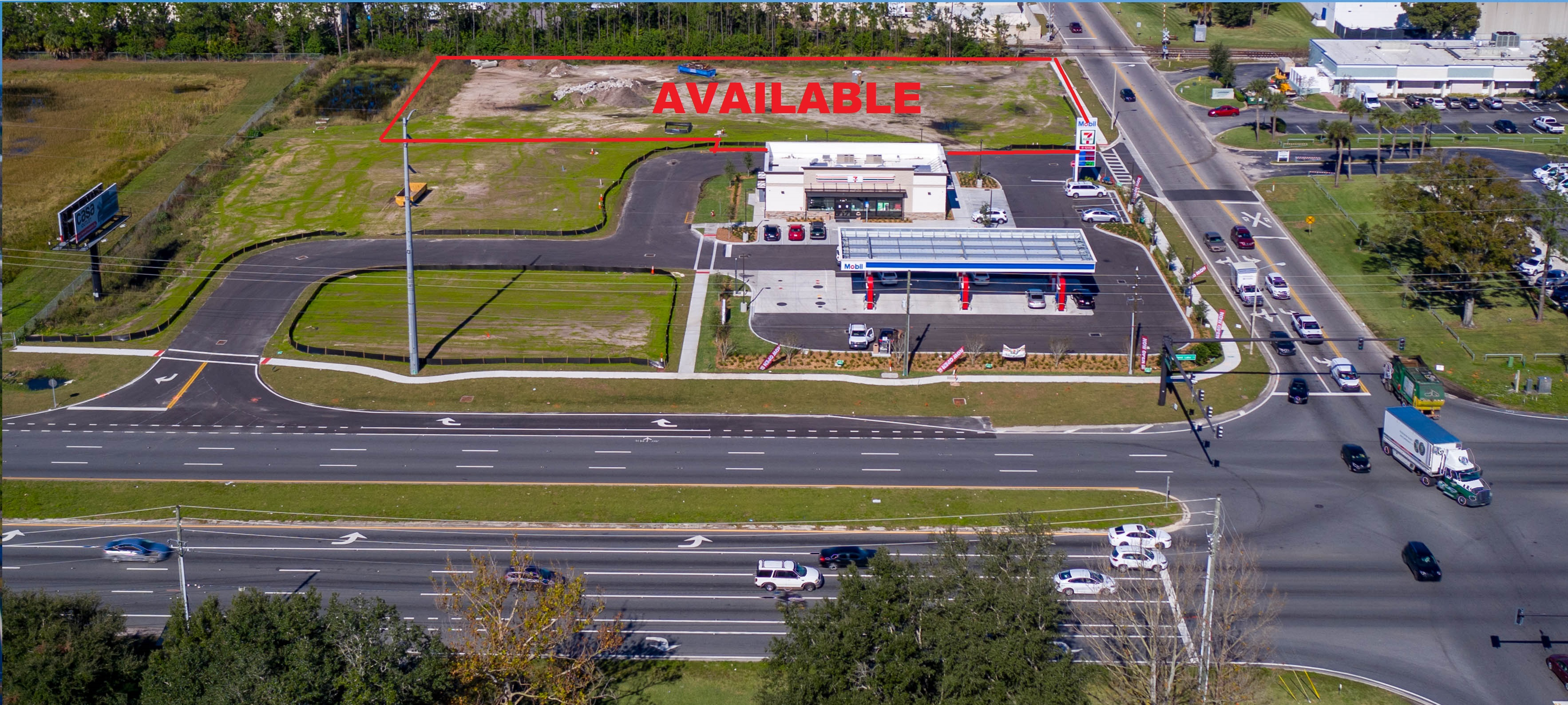 1.67 ACRE SITE WITH ON-SITE RETENTION DEVELOPMENT OPPORTUNITY