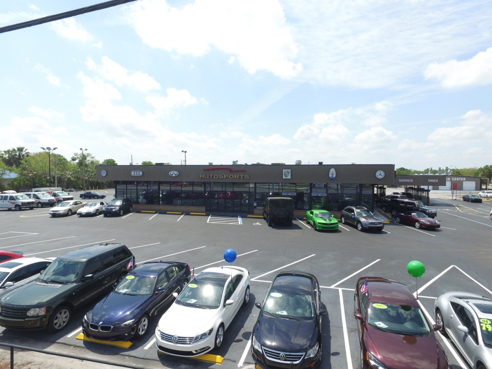 Automotive Car Dealership