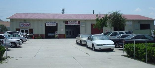 Multi-Tenant Office Warehouse