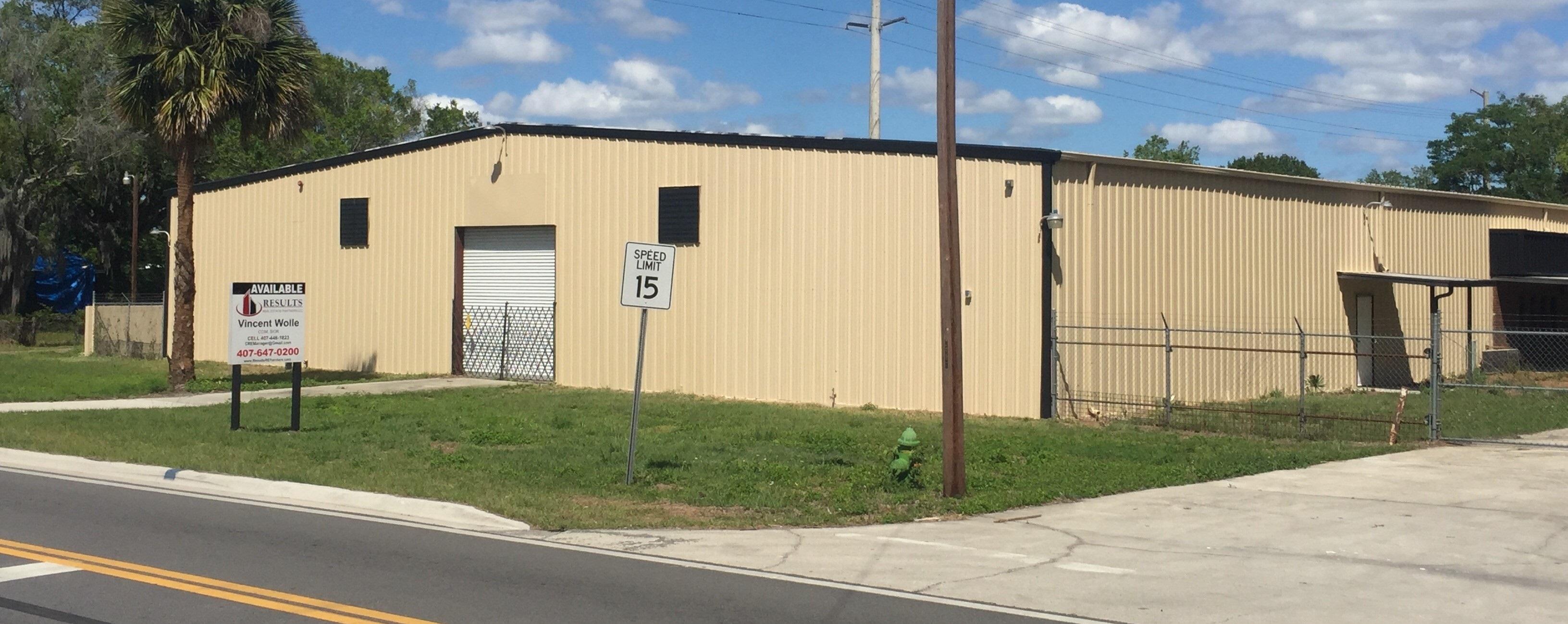 Free-Span Warehouse, Sanford, FL