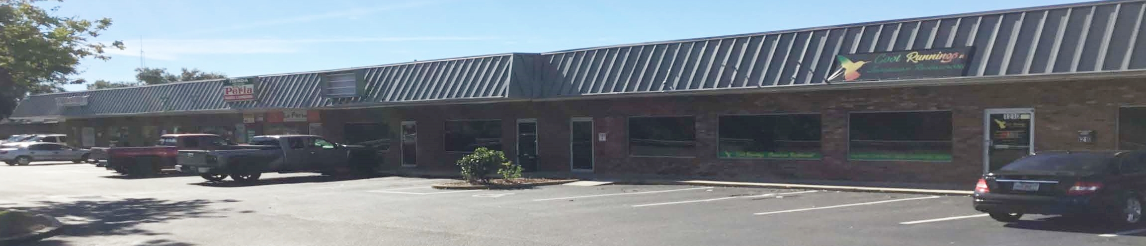 Multi-Tenant Investment Opportunity, Daytona Beach, FL. Located in the Opportunity Zone (Tax Incentives)