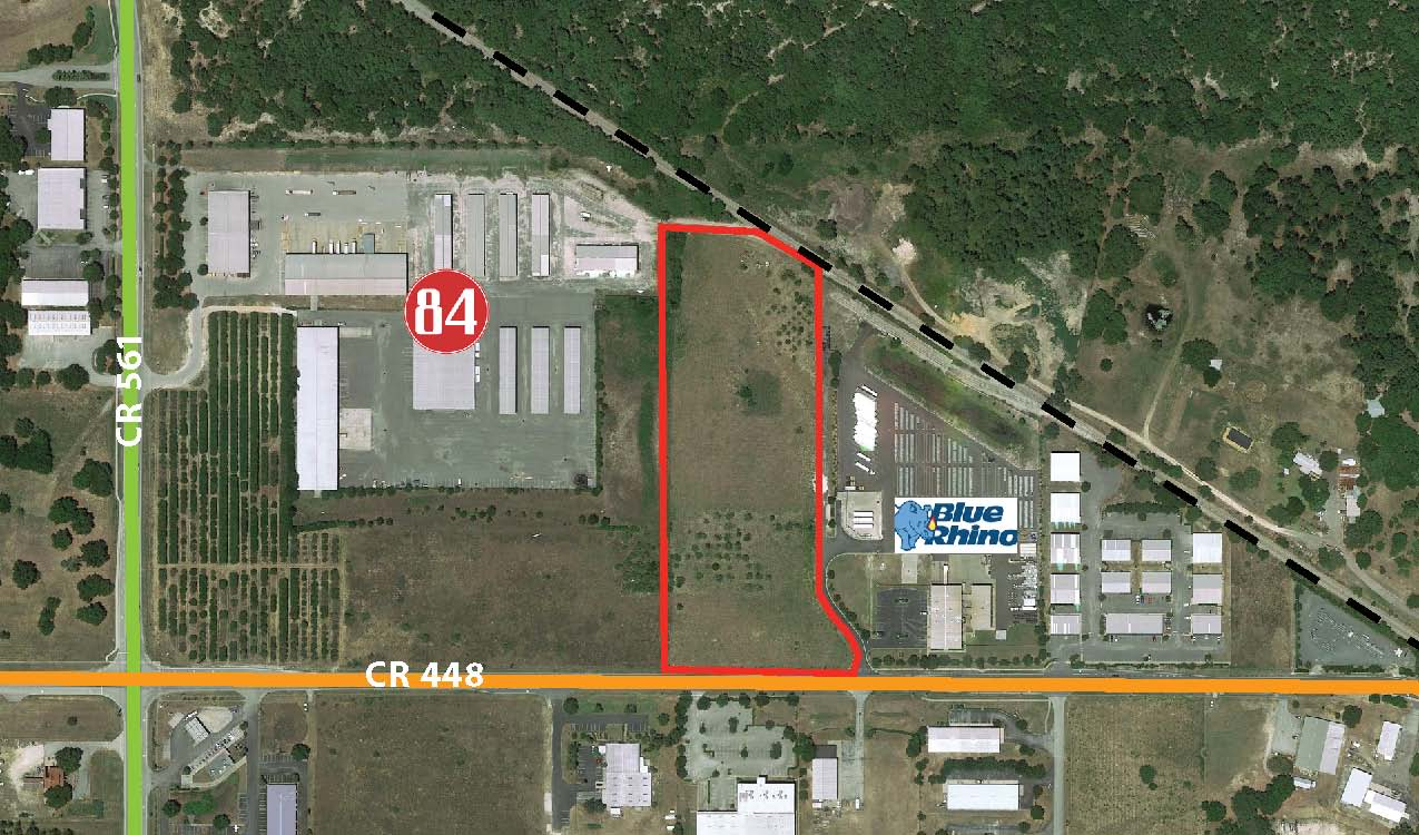 Industrial Land Ready for Development