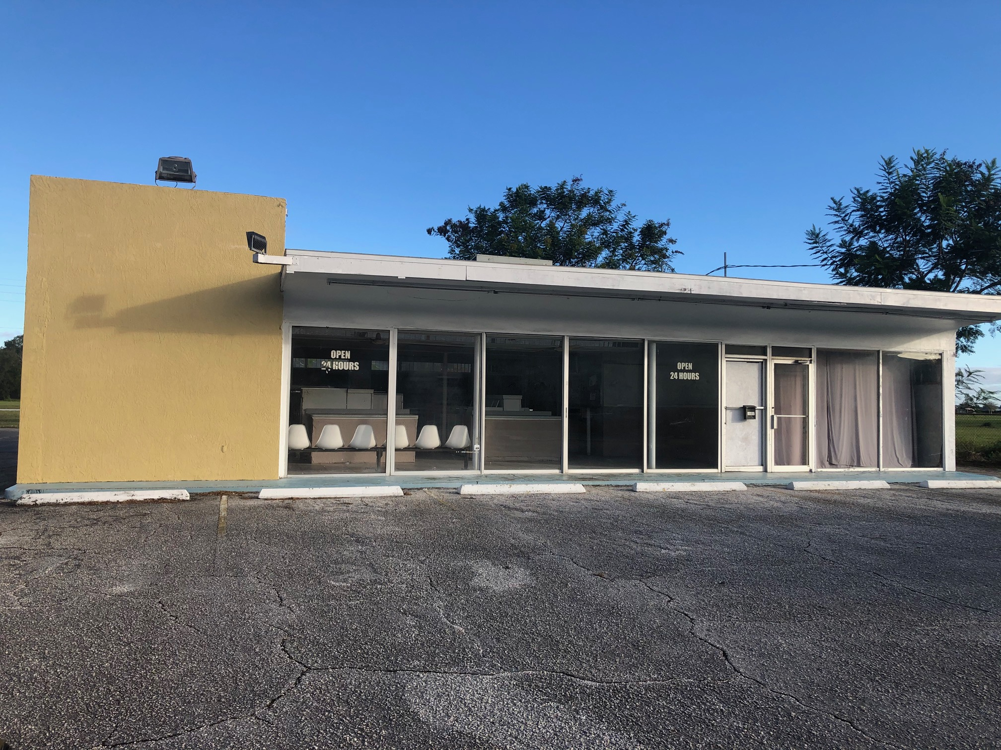 Laundromat with Retail Space