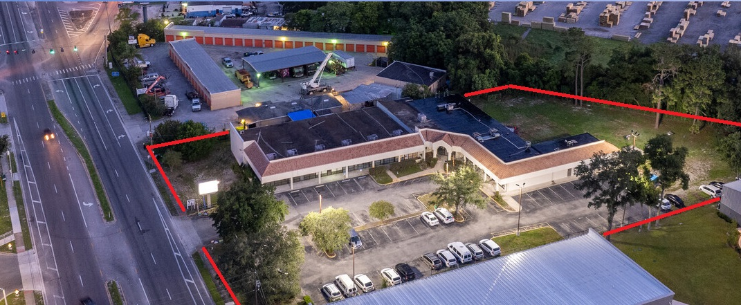 100% Leased Multi-Tenant Office/Retail Center
